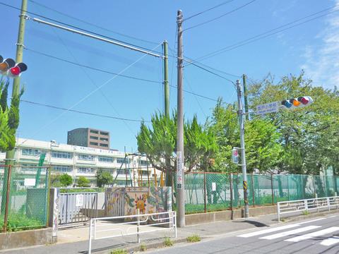川崎市立坂戸小学校 距離550m
