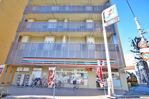 セブンイレブン 世田谷瀬田4丁目店 距離260m