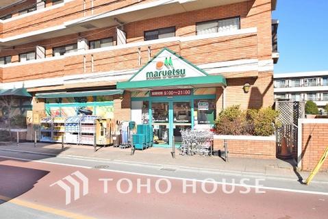 マルエツ二子玉川店 距離650m