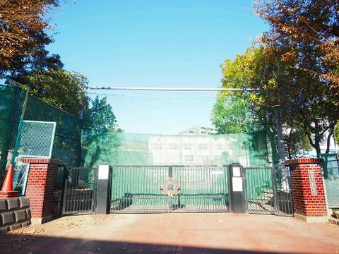 横浜市立山内小学校 距離1600m