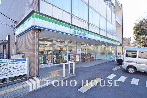 ファミリーマート 世田谷瀬田四丁目店 距離350m