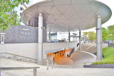 東急田園都市線「用賀」駅 距離640m