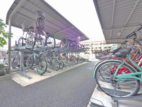 駐輪場(料金・空き状況要確認)