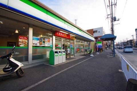 ファミリーマート 港北師岡町店 距離220m