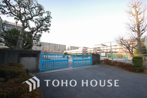 横浜市立大豆戸小学校 距離160m