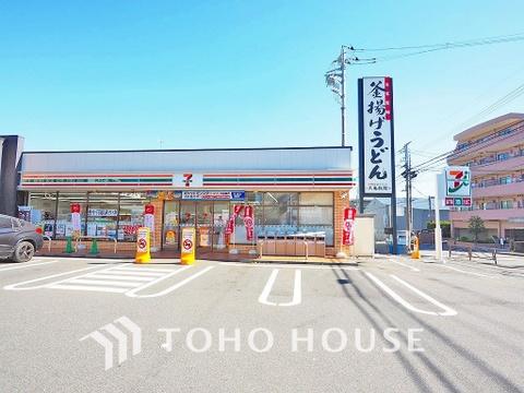 セブンイレブン 川崎馬絹南店 距離300m