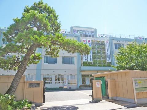川崎市立西中原中学校 距離480m