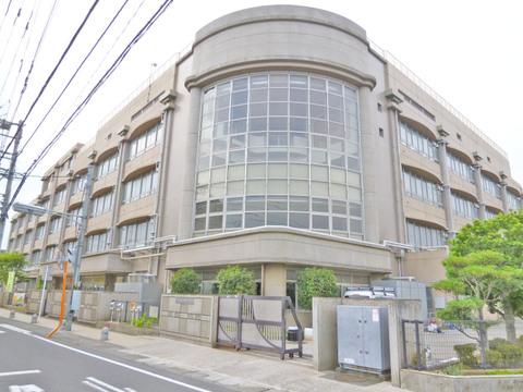 川崎市立中野島小学校 距離1100m