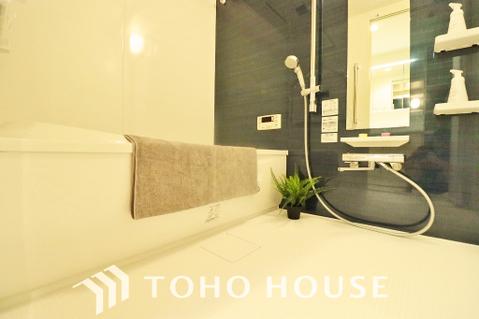 浴室は一日の疲れを癒す特別な空間