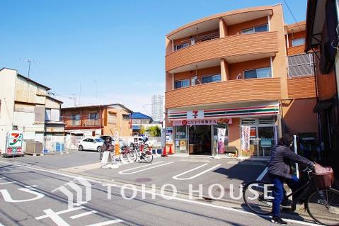 セブンイレブン 川崎高津諏訪店 距離2600m