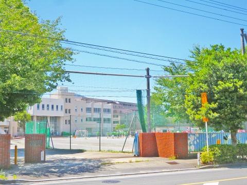 川崎市立宮内中学校 距離750m