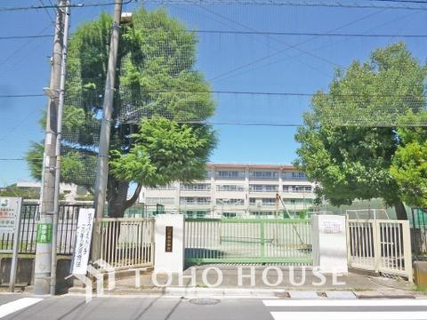 川崎市立中原中学校 距離1500m