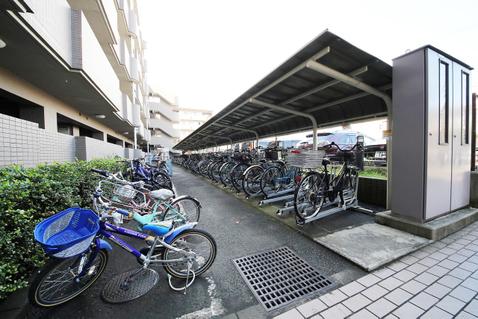 駐輪場の空き状況・料金はご確認ください