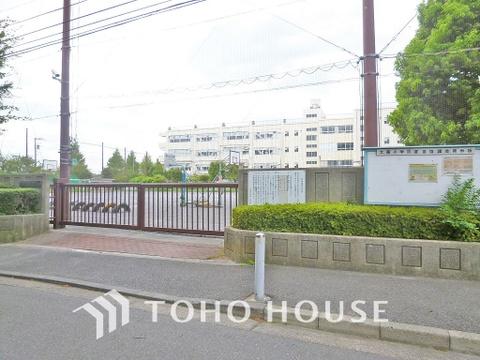 横浜市立太尾小学校 距離270m