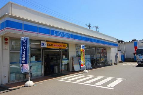 ローソン 川崎梶ヶ谷5丁目店 距離800m