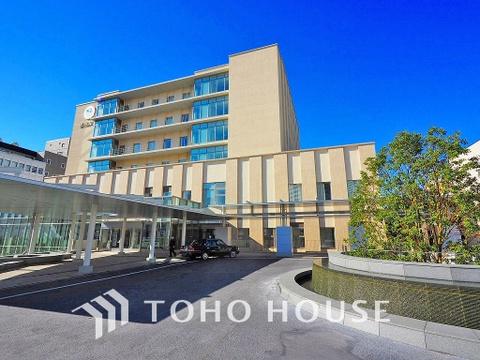 東邦大学医療センター大橋病院 距離550m