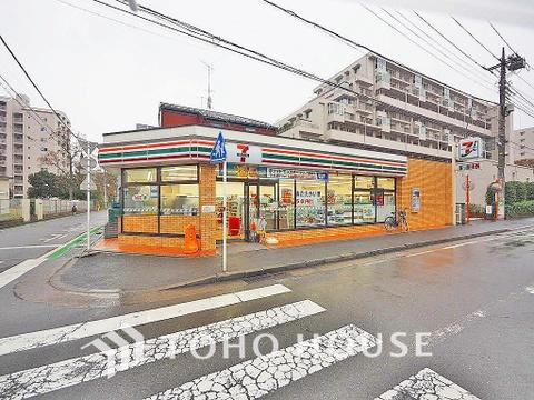 セブンイレブン 横浜大豆戸町店 距離190m