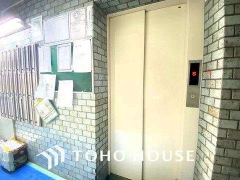 エレベーターもあるのでお荷物が多くなっても安心です。