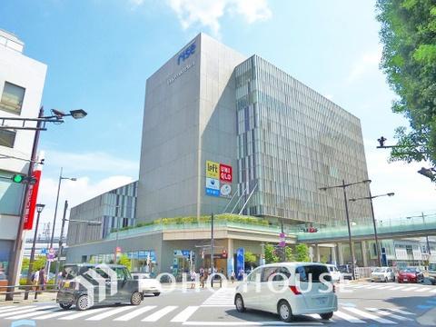 東急田園都市線・大井町線「二子玉川」駅 距離950m