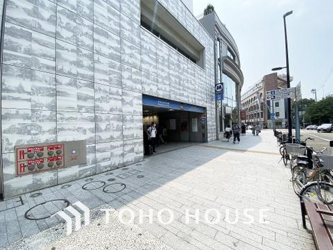 元町・中華街駅 距離2200m