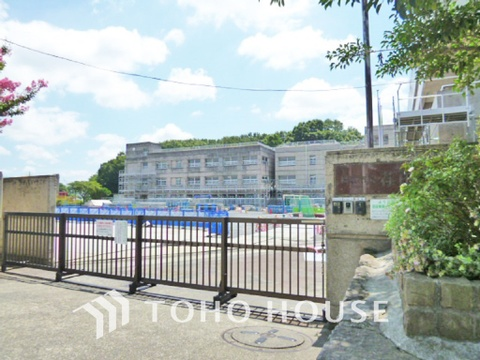 横浜市立荏田東第一小学校 距離140m