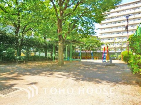 古川第二児童公園 距離1300m