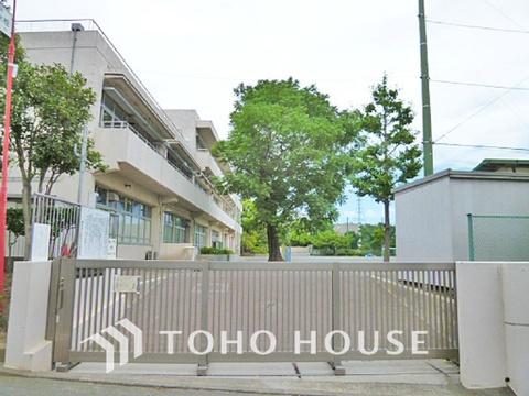 横浜市立新石川小学校 距離1000m