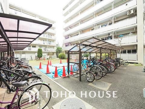 駐輪場:2400円/年(空き状況要確認)