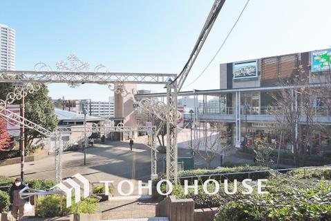 JR横須賀線「東戸塚」駅 距離640m