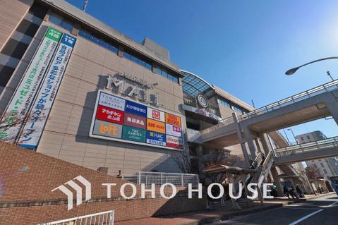 西武 東戸塚店 距離550m