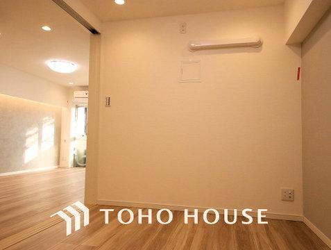 約4帖ほどの居室は、使い勝手が良く好みのデザインにできます