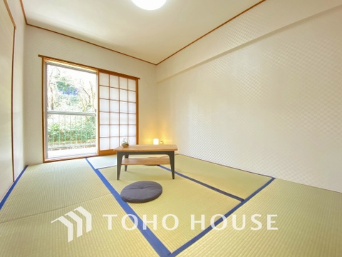 採光がある和室は、食後や入浴後のくつろぐ空間にぴったり