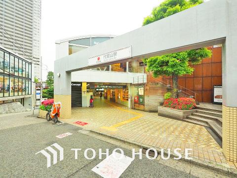 東急東横線「代官山」駅 距離750m