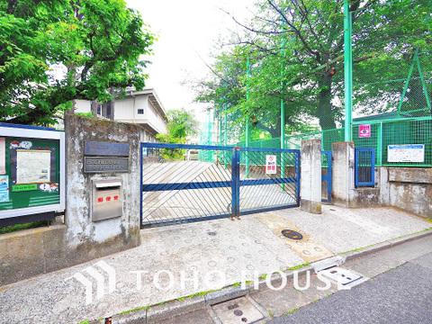 渋谷区立鉢山中学校 距離550m