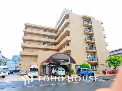 東戸塚記念病院 距離550m