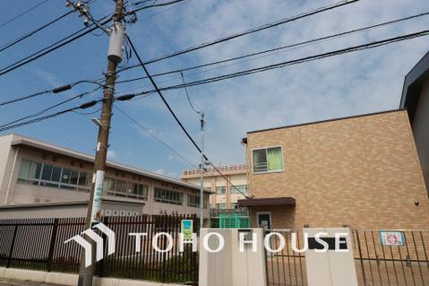 川崎市立渡田小学校 距離650m