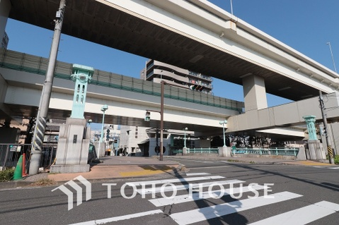 三吉橋 距離700m