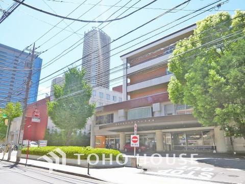 日本医科大学 武蔵小杉病院 距離1200m