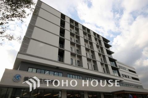 横浜市立市民病院 距離230m