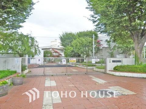 横浜市立寺尾中学校 距離800m