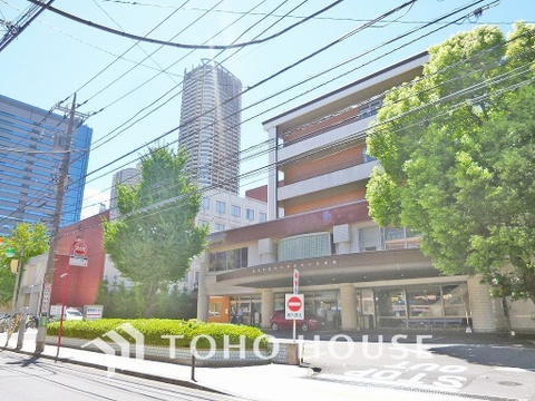 日本医科大学武蔵小杉病院 距離2600m