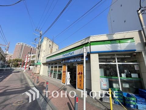 ファミリーマート 和田屋吉浜町店 距離850m