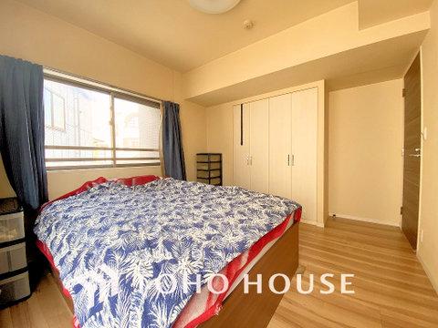 約7帖ほどの居室は、使い勝手が良く好みのデザインにできます