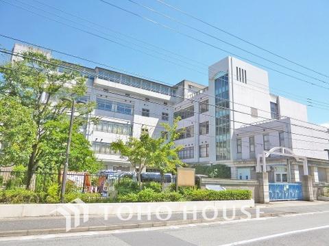 川崎市立今井中学校 距離800m