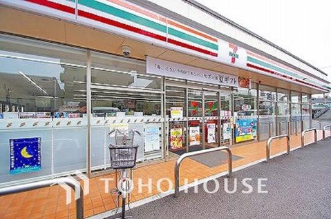 セブンイレブン 川崎井田三舞町店 距離650m