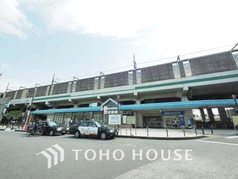 JR埼京線「浮間舟渡」駅 距離480m