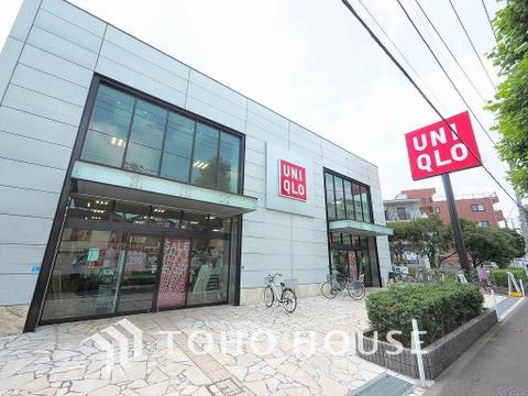 ユニクロ 武蔵中原店 距離2700m