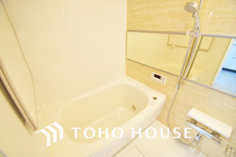 浴室換気乾燥機を完備し、雨天時のお洗濯も安心です