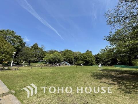 目黒区立菅刈公園 距離500m