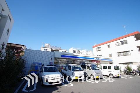 ローソン 世田谷上野毛四丁目店 距離700m